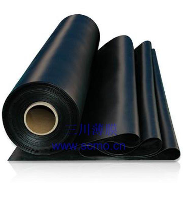 黑色PE保护膜