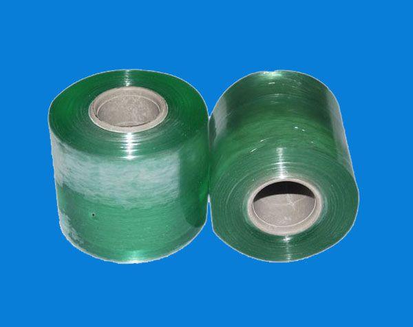 PVC胶管电线膜 深绿色胶管PVC电线膜