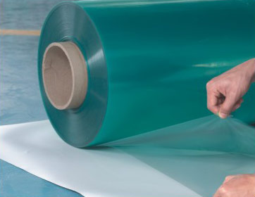 绿色PE防静电保护膜