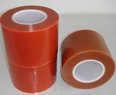 橙红色高温保护膜