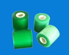 绿色PE电线缠绕膜