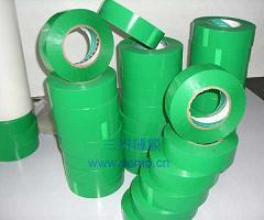 绿色玛拉胶带