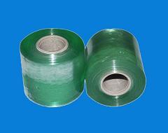 绿色胶管芯PVC电线缠绕膜